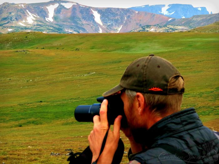Neal Bringe, Photographing Beartooth Plateau, WY